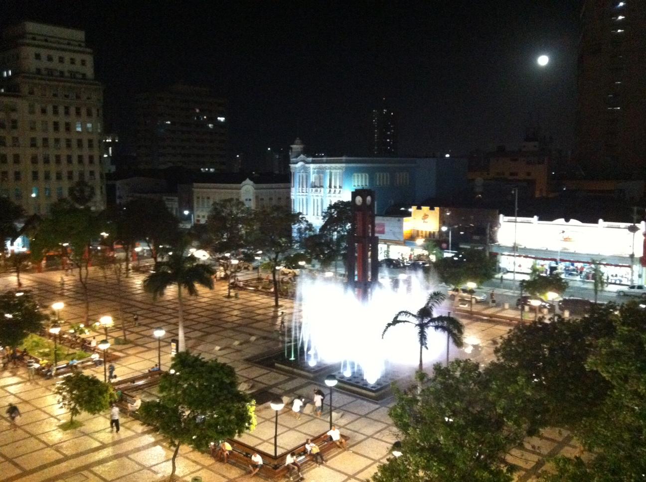 Praça do Ferreira 2013