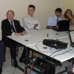 Reunião ASCEFORT x SINDILOJAS Fortaleza com o titular da SEMAN Deodato Ramalho