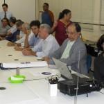 Reunião 1/6/2010 com a  titular da Secretaria Executiva Regional do Centro de Fortaleza (Sercefor), Luiza Perdigão