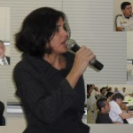 Reunião 1/6/2010 com a  titular da Secretaria Executiva Regional do Centro de Fortaleza (Sercefor), Luiza Perdigão,