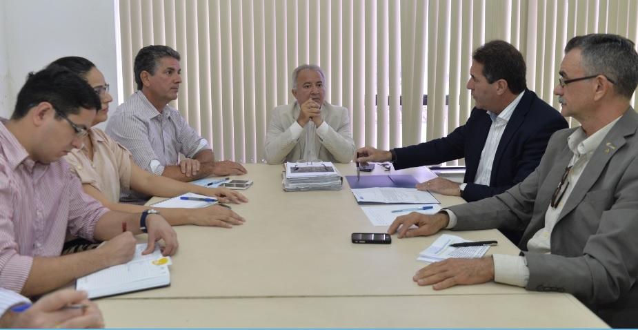Reunião Fecomércio e MPE - fot:o: Panela Júnior