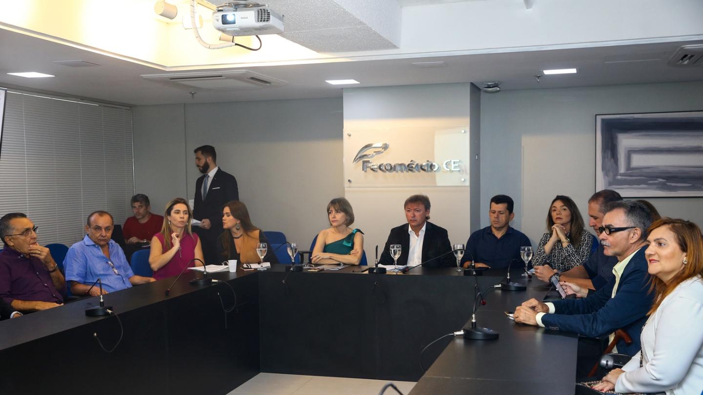 Players do trade turístico apresentaram, ontem (9), balanço do segmento corporativo do Estado Foto Fabiane de Paula